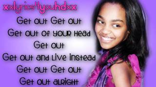 China Anne Mcclain - Unstoppable - Lyrics HD