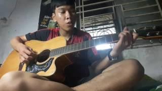 Tìm được nhau khó thế - guitar cover :))))