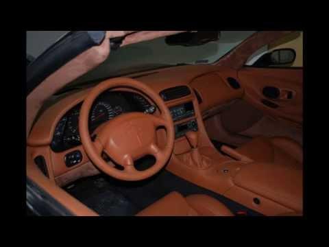 Chevrolet Corvette C5 - Interior Made By R-Design Poland
