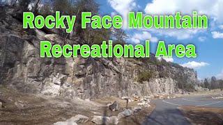 Rocky Face Mountain Recreational Area Hiddenite North Carolina