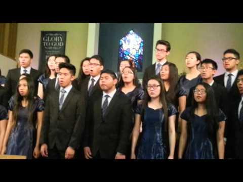 San Gabriel Academy Chorale(10)
