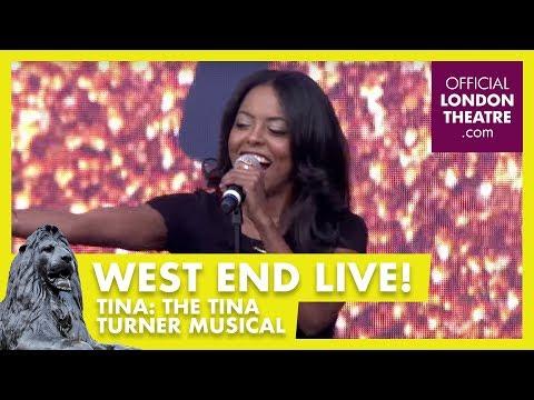 West End LIVE 2018: Tina the Tina Turner Musical