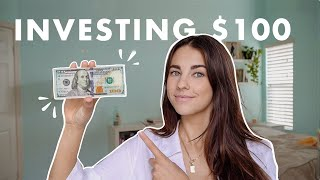 How to Invest $100 | 6 Methods