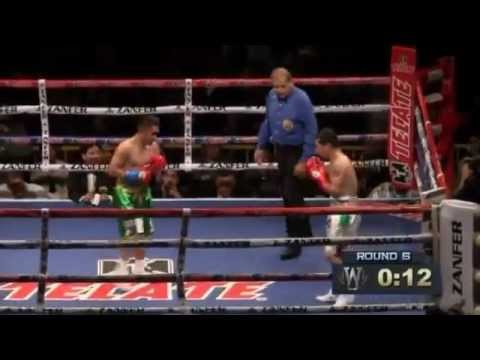 "2012 Round Of The Year Candidate - Brian ""The Hawaiian Punch"" Viloria vs Hernan ""Tyson"" Marquez"