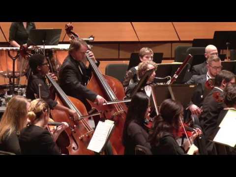 Colorado State University Symphony Orchestra Concert 9-29-16