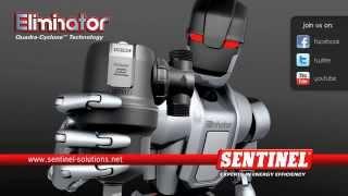 Sentinel Eliminator Central Heating System Filter