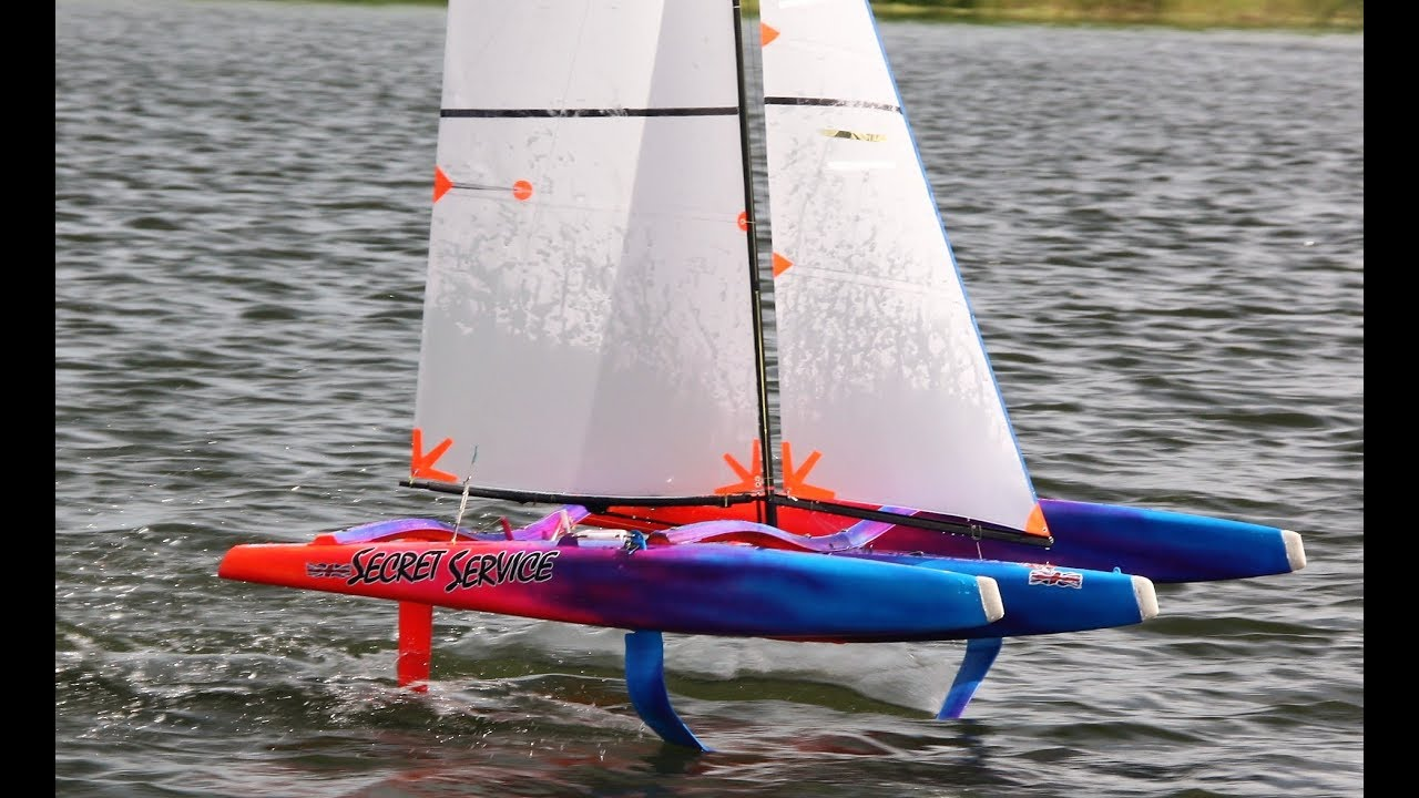 Radio controlled sailing - Page 2 - Sailing Anarchy