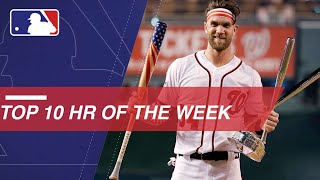 Top 10 Home Runs of the Week: 7/20/18