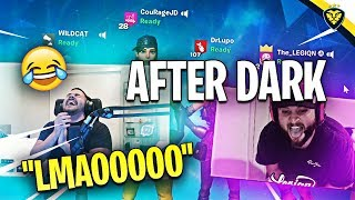 AFTER DARK FORTNITE! THINGS GOT OUT OF HAND! (Fortnite: Battle Royale)