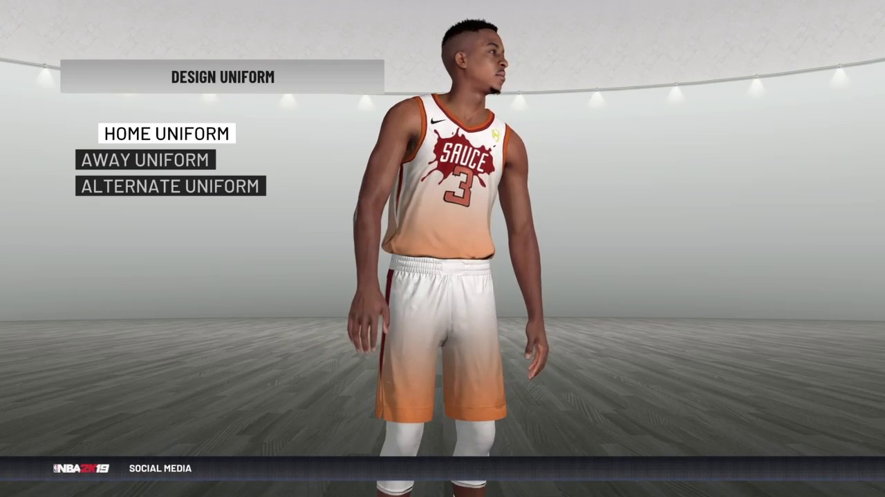 NBA 2k19 MyLeague Expansion Teams    Austin Freetails    Kansas City Sauce