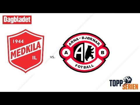 Medkila - Arna-Bjørnar. Toppserien 2017, 10. runde