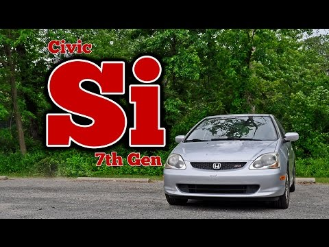 Regular Car Reviews: 2004 Honda Civic Si
