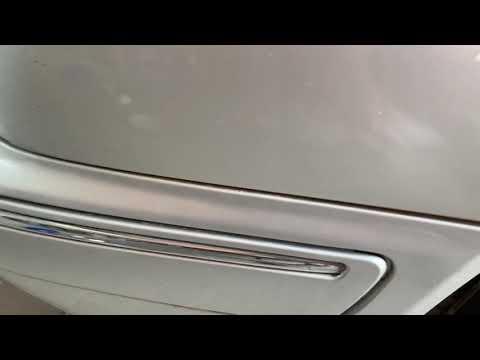 Mercedes Benz w210 снятие переднего бампера замена клипс removal front bumper change clips