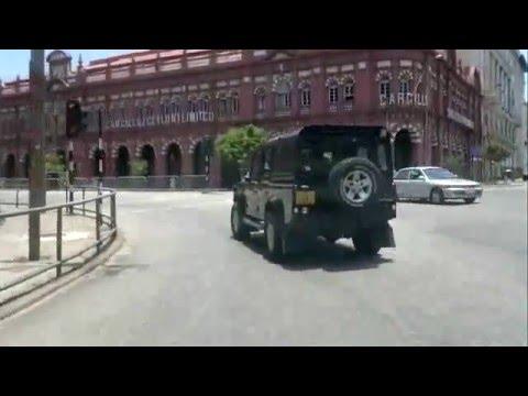 Colombo city in Sinhala new year season on 14 - 04 - 2016 (Part 1)