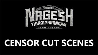 Nagesh Thiraiyarangam - Censor Cut Scenes | Aari, Ashna Zaveri | Mohamed Issack