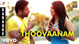 Romeo Juliet Thoovaanam Karaoke | D. Imman | Jayam Ravi, Hansikha Motwani