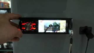 Автомобильная магнитола Cyclon 4015. Обзор магнитофона с видео.