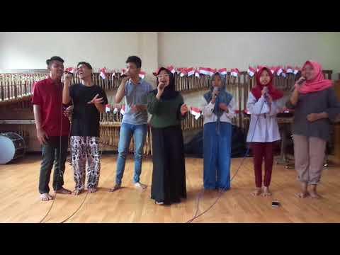 Gradasi - Islam by. Swarawastu Nasyid Acapella (Training Session)