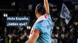 IBRAHIMOVIC ANUNCIA SU VUELTA A ESPAÑA?! REGRESA A LA LIGA?!
