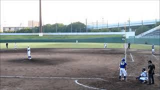 広島文化学園大学・早藤弘人投手(4年)