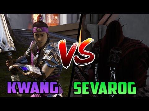 [Paragon] Kwang VS Sevarog! Monolith Analysis Show
