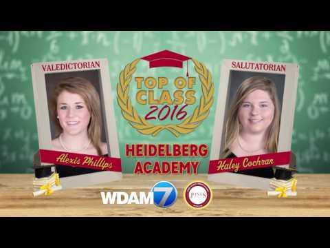 WDAM Sponsorship - Jones County Junior College - Richton / Heidelberg Academy