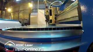 Лазерный раскрой металла - HVAC Fiber Laser(, 2015-10-20T14:39:17.000Z)