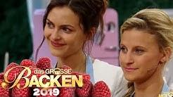 FINALE: Wer ist Deutschlands beste Hobby-Bäckerin?   Entscheidung   Das große Backen 2019   SAT.1