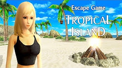 Escape Game Tropical Island - Android Gameplay (By pascal inc.)