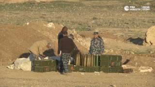 Наступление армии Ирака на западный Мосул