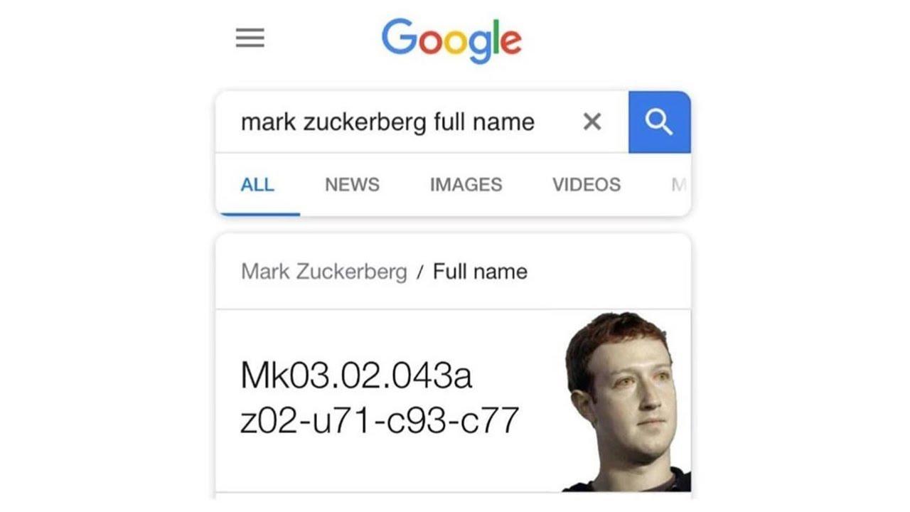 Full Name: Googling Celebrity's Full Names