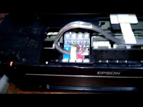 Epson t13 general error problem