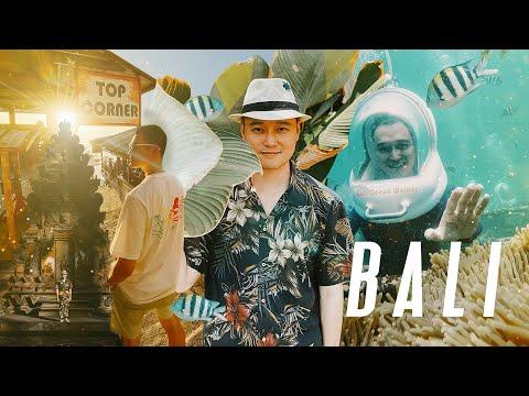 Bali Và Những Trải Nghiệm Nhất Định Phải Thử - Quang Vinh Passport