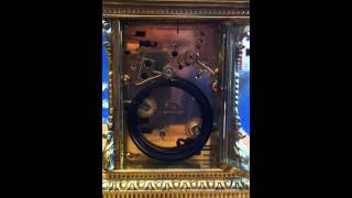 Margaine Carriage Clock Repeat.MOV