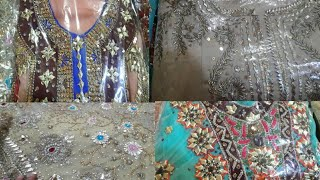 Pakistani gota kinari for Mehndi Mayoon or Party wear dresses sale with Price||
