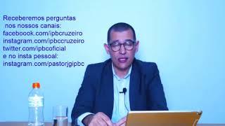 Live Rev João Geraldo no dia 17/04/2020 - Tema: Oração com Grande Afeto