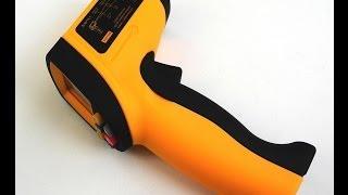 ИК термометр BENETECH GM-700(, 2014-02-01T16:01:29.000Z)