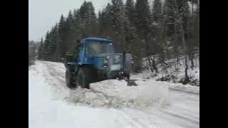 Подобовец Снегоочистка(, 2013-01-08T22:14:55.000Z)