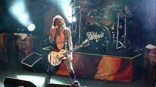 The Darkness - She's Just A Girl, Eddie