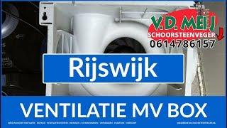Onderhoud Huis Ventilatiesysteem Rijswijk (0614786157) VD Meij Mechanische Ventilatie NL