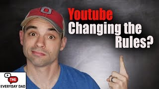 YouTube changing the rules for small creators?  Also the best cohost ever joins in!