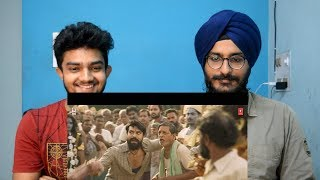 Aa Gattununtaava REACTION | Ram Charan, Samantha | Parbrahm & Anurag