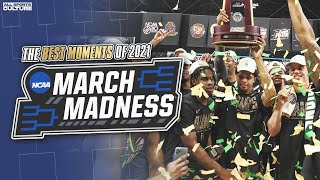 Best Moments Of The 2021 NCAA March Madness Tournament!
