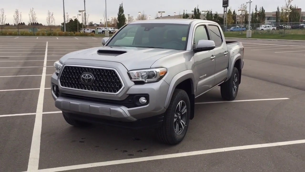 2018 Toyota Tacoma Trd Sport Review Youtube