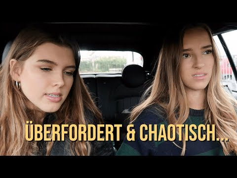 Erste Woche mit Führerschein Vlog //Hannah