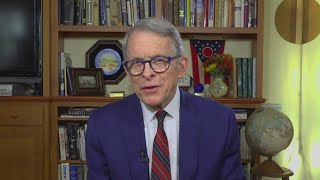 Gov. Mike DeWine says 'Joe Biden is the president-elect'