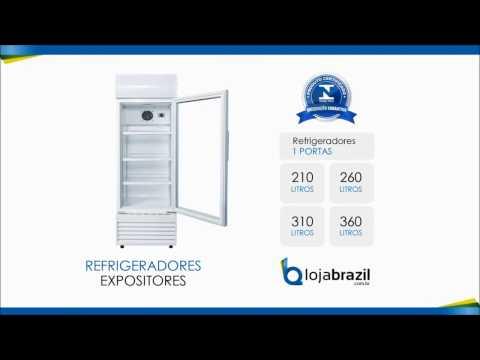 Loja Brazil Refrigeradores Expositores