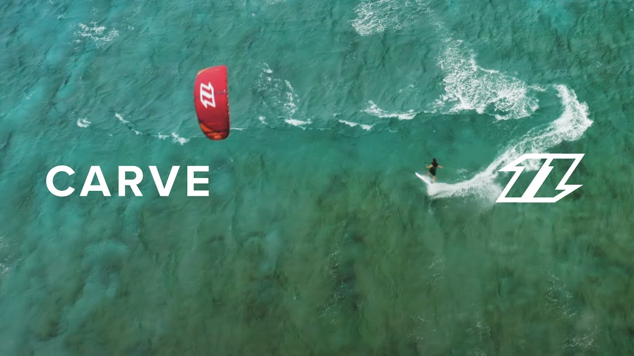 The Carve - 2021 - Surf | Strapless Freestyle Kite