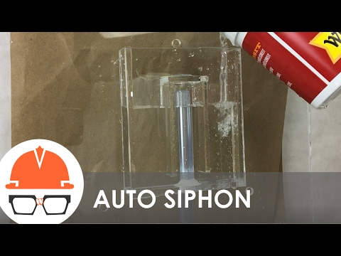 Automatic Bell Siphon Explained
