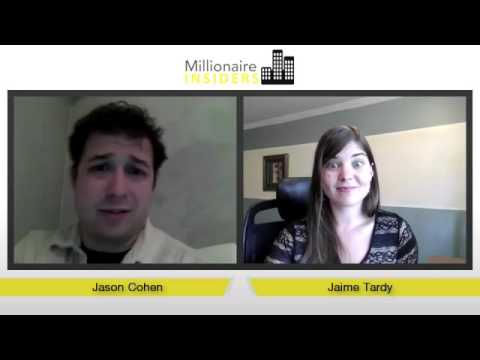 """HOW TO DOUBLE YOUR MONEY FAST"" - Raise Your Game with Millionaire ""Jason Cohen"""